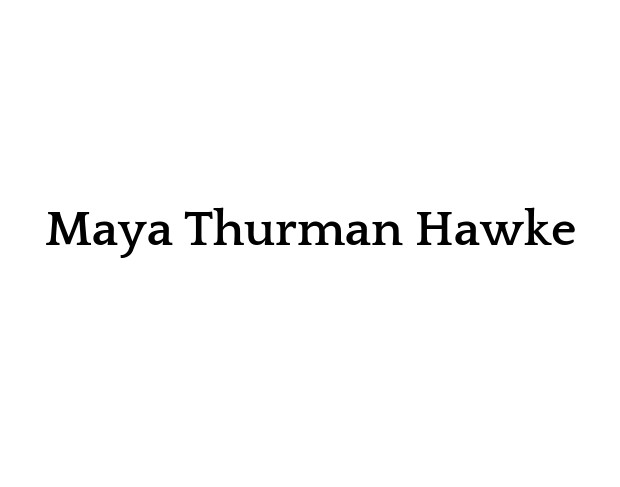 Maya Thurman Hawke