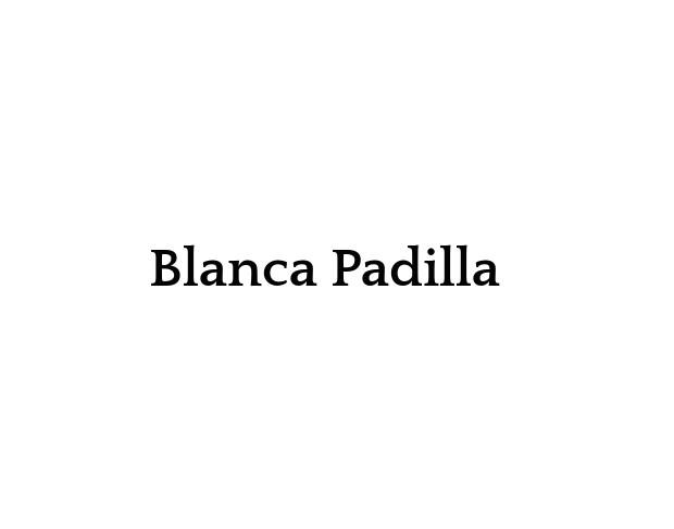 Blanca Padilla