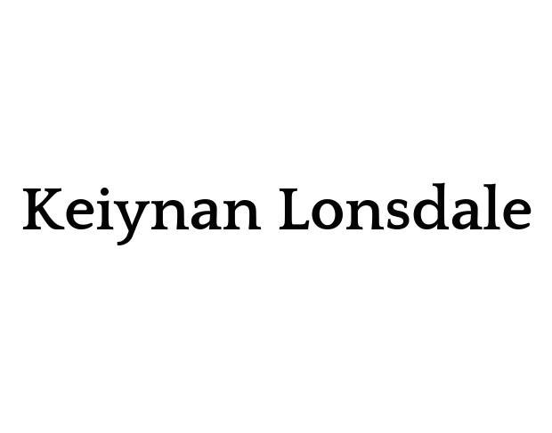 Keiynan Lonsdale